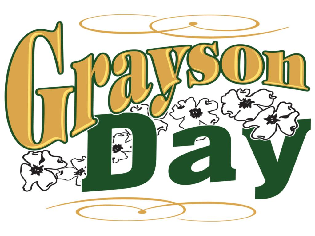 2019 Grayson Day